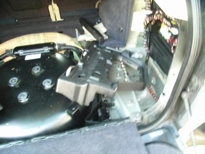 Lpg Air Susp Compressor Install Pics And Inside Compressor