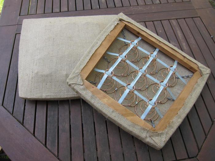 alte st hle aufpolstern. Black Bedroom Furniture Sets. Home Design Ideas