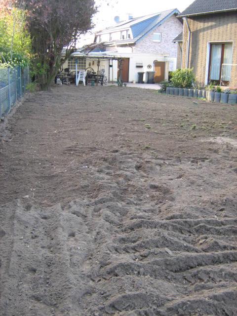 Wer Weiß Rat Boden Begradigen Mein Schöner Garten Forum