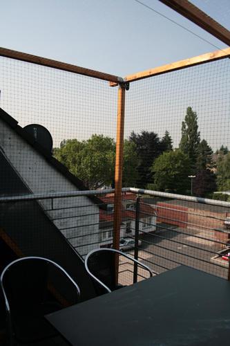 komplett offenen balkon ohne bohren vernetzen bilder. Black Bedroom Furniture Sets. Home Design Ideas