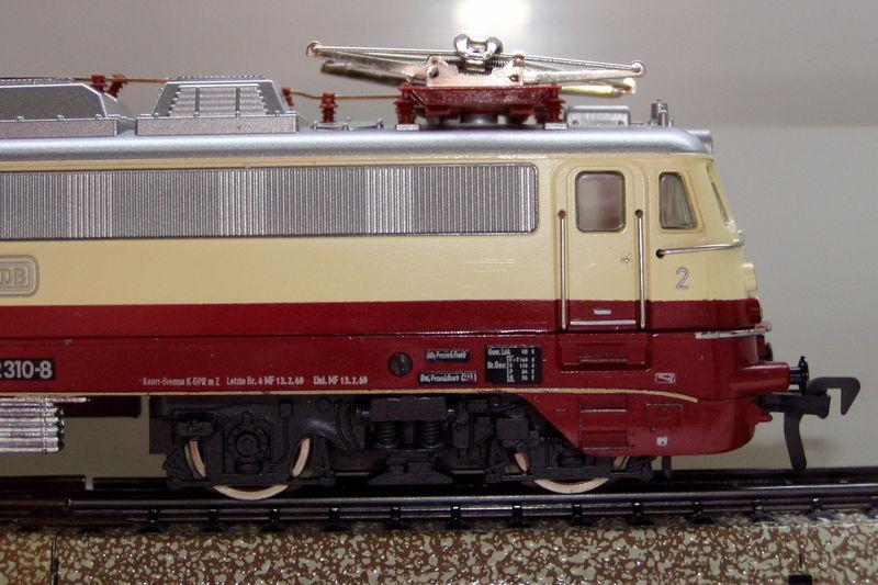 Fleischmann BR 112 310-8 4686563