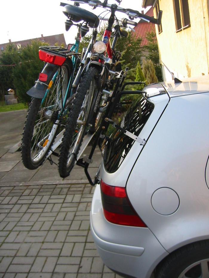 fahrradtr ger privat fahrzeugspezifisch golf 4 bora. Black Bedroom Furniture Sets. Home Design Ideas