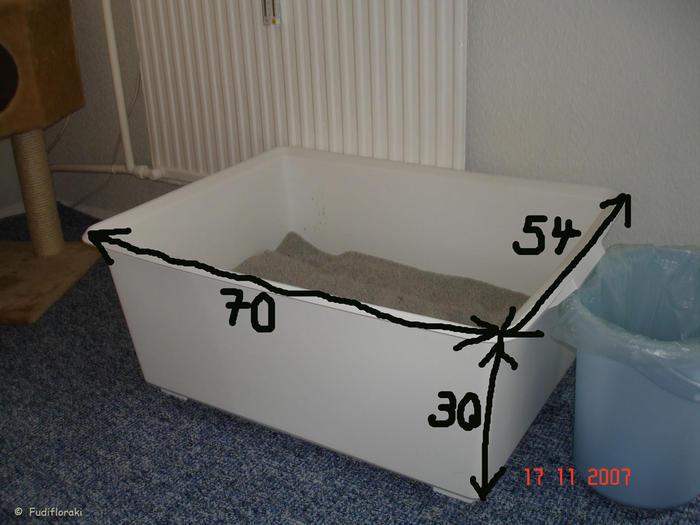 katzenklo stinkt trotz regelm iger s uberung seite 2 katzen forum. Black Bedroom Furniture Sets. Home Design Ideas